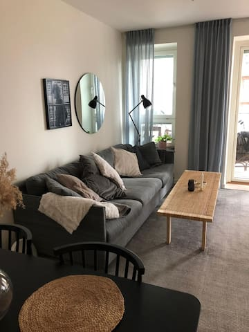 Apartment in Stockholm City!