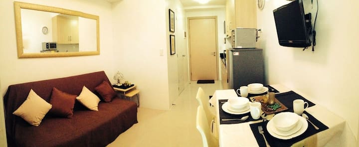 This is a new 1 Bedroom Fully Furnished - Chung Th