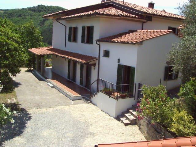 Montecatini Terme villa rental - Montecatini Terme - Rumah