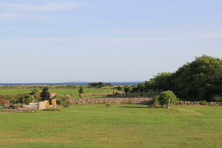 Walk/Bike to the beach Private Room, Private Farm! - South Kingstown - Haus