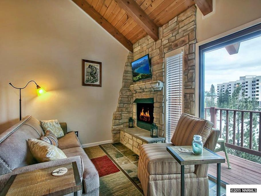 Newly Remodel Tahoe Chalet!!! Perfect for Summer and Winter getaways.