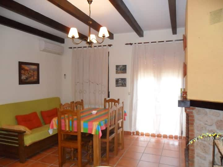 Alojamiento Rural La Higuerilla Sierra Cazorla 4ps