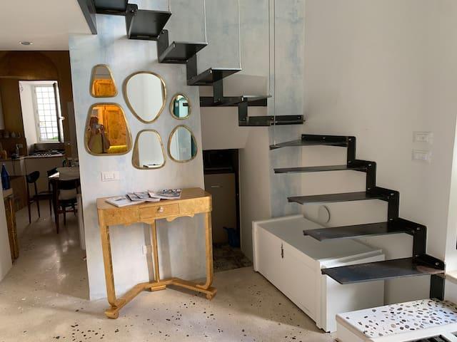 """Appartamento Indipendente """"Madrepora Oro"""""""