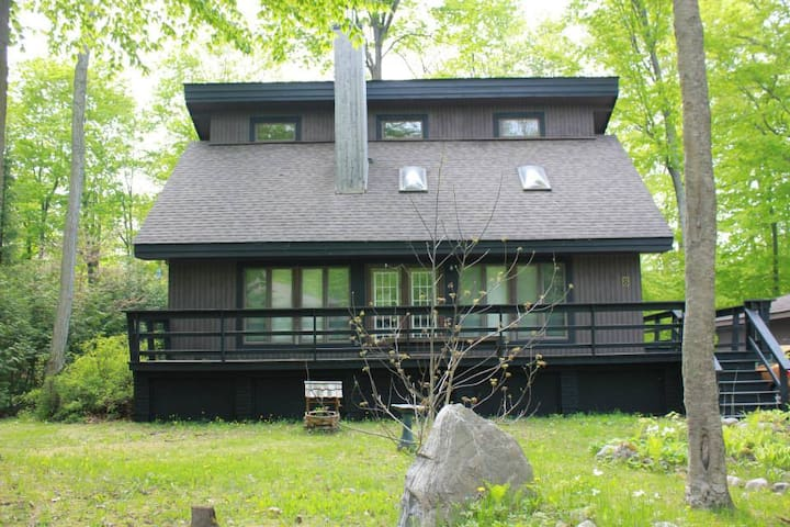 Tranquility Cottage Georgian Bay Beau Claire Beach