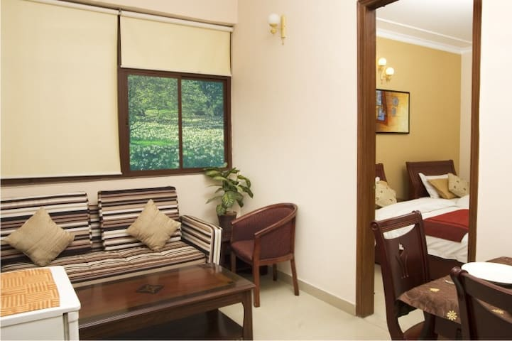 TTG Fully Serviced Apartment in Gurgaon