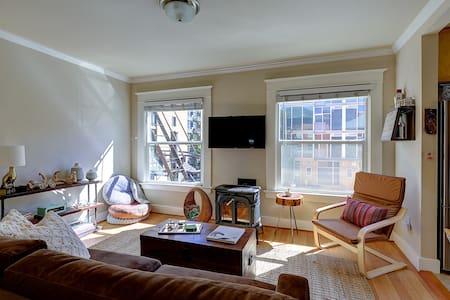 Studio Loft in the Heart of Downtown Portland - Portland - Huoneisto