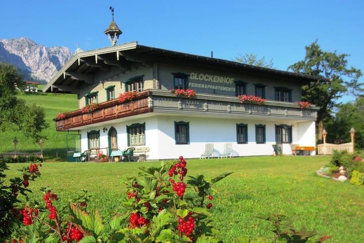Chalet Glockenhof mit herrlichem Seeblick - Oed - Bed & Breakfast