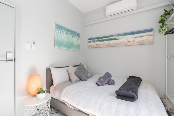 1 Private Double Bed With In Sydney CBD Near Train UTS DarlingHar&ICC&Chinatown - ROOM ONLY