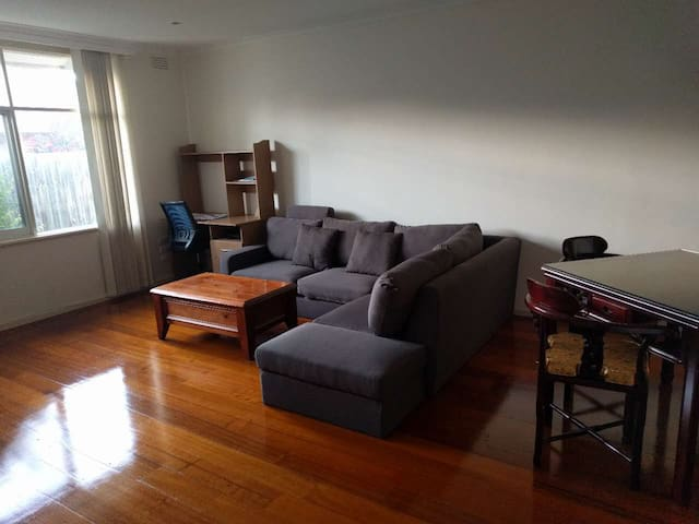 2 Bed Room, big living room and kichen - Balwyn North - House