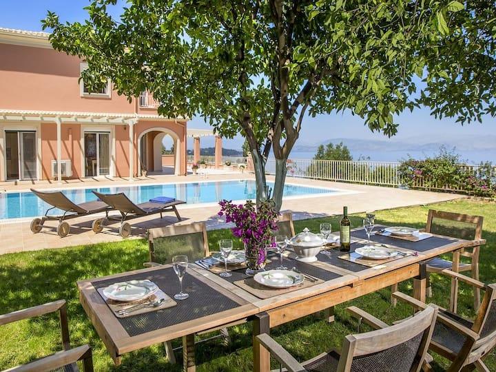 Villa Larisa - Prestige Villas of Corfu