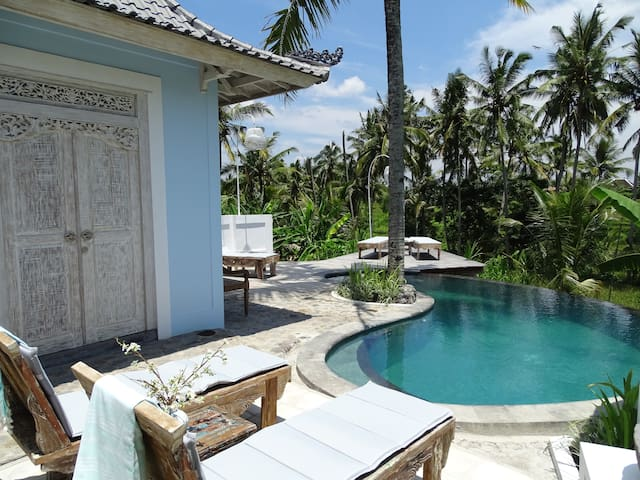Villa Blessings with private infinity pool Welcome