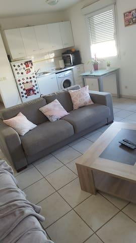 Appartement ensoleillé