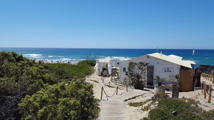 Mar dei caraibi in Sardegna: casa indipendente