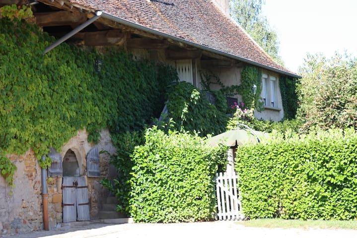Ferme Bourguignonne - Charolles - House