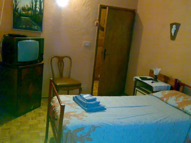 Stanze e miniappartamenti a Mosso - Mosso Santa Maria - Pousada
