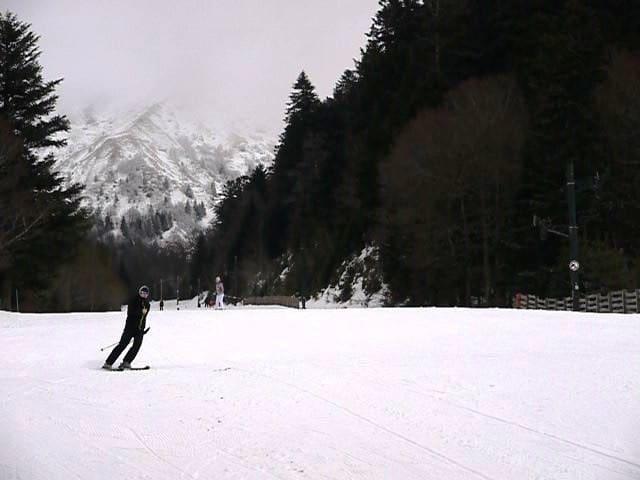 Op de ski's. Mont Dore en Super Besse