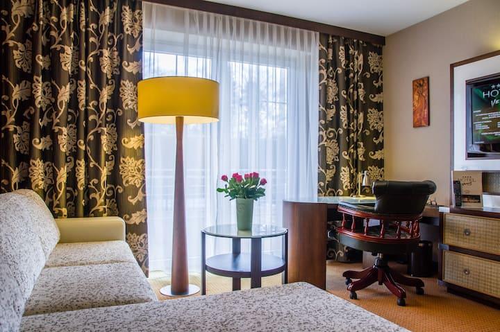 Hotel Verde - Apartament LUX