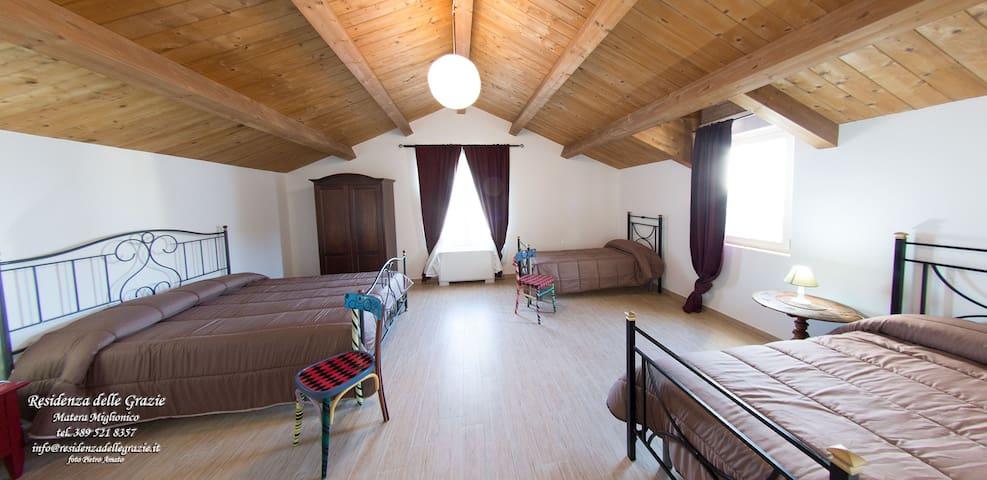 Residenza delle Grazie-Ilian - Miglionico - Bed & Breakfast