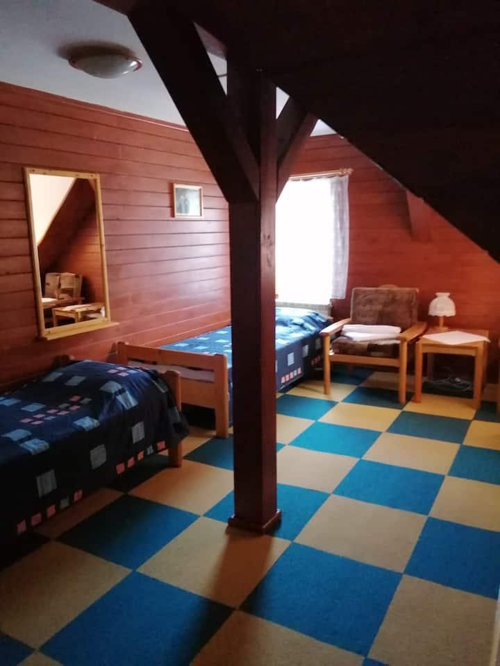 Casa Rustic , in Azuga.