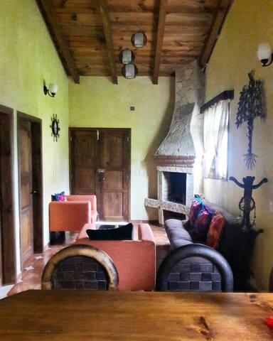 Cabaña en San Cristobal de las Casas