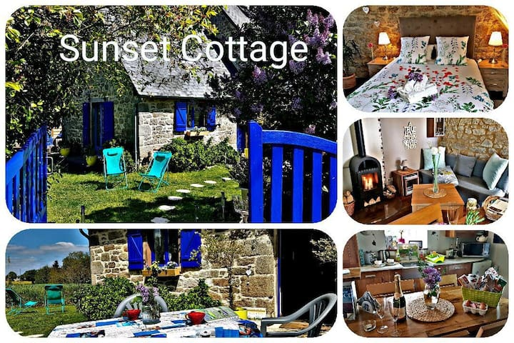 Romantic Escape in rural Brittany /Jugon les Lacs