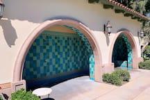 Close to Disney deluxe master bedroom.