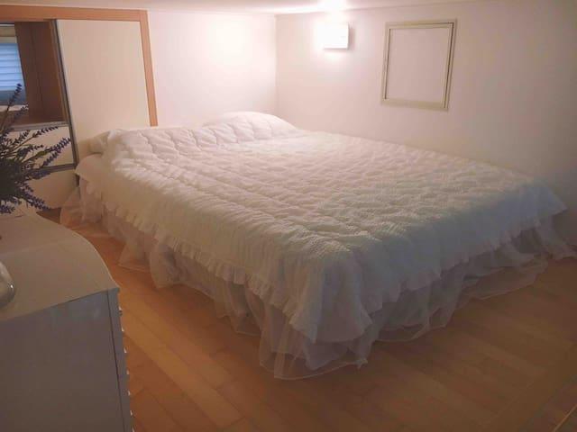 Summer bedding setting