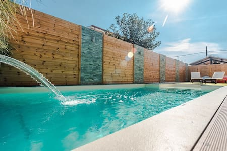 Luxury Villa with pool in Rome - Rom - Haus