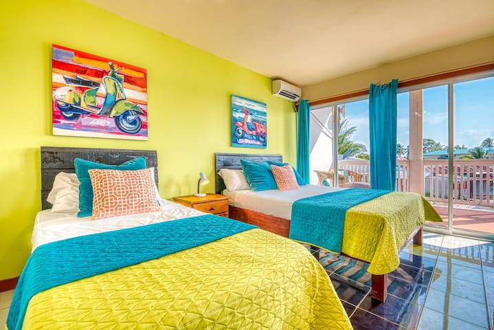 One Bedroom Waterfront Suite with Ocean View!