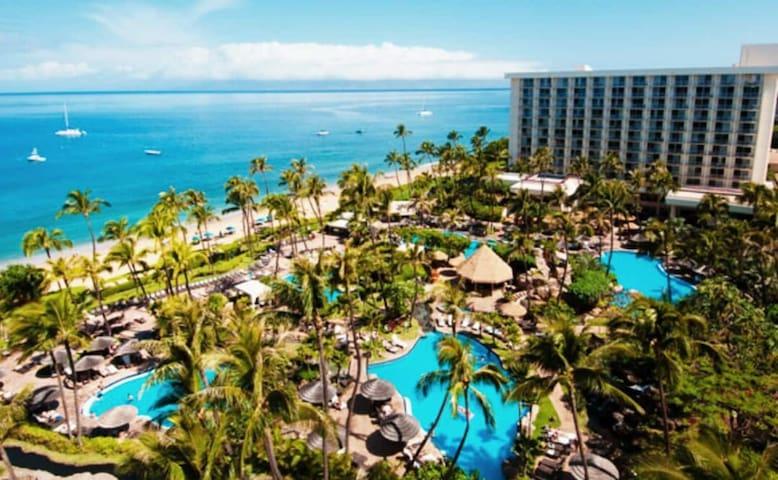 Maui Westin Ka'anapali Resort - Dec 19-26 2020