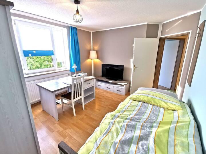 30qm Apartment Dresden Klotzsche - Work & Travel
