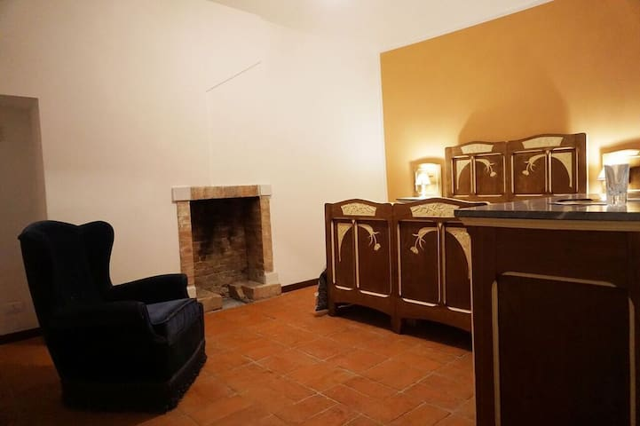 La Casa Blu bed & breakfast_ROOM 2 - San Desiderio - Bed & Breakfast