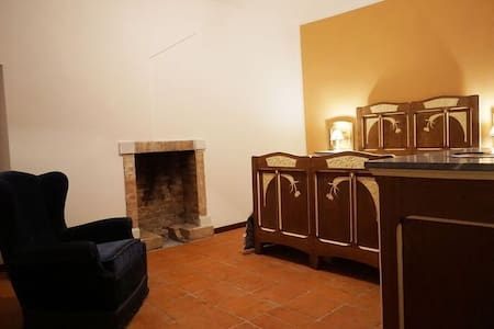 La Casa Blu bed & breakfast_ROOM 2 - San Desiderio - Гестхаус