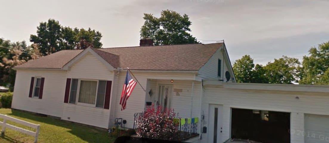 Quintessential American Village Home