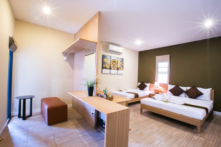 JN Place Rangsit - Junior Family Suite