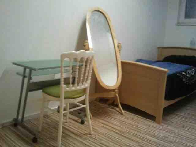 Wie ein Hotelzimmer nur günstiger. Nürnberg Fürth