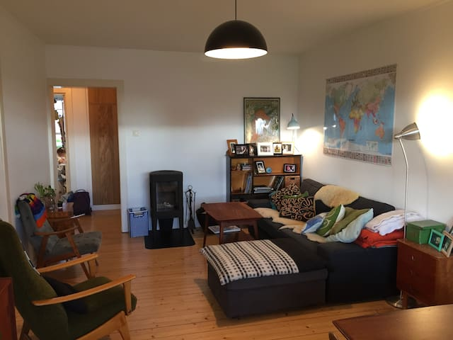 Cozy Etterstad apartment! 10 min from central Oslo