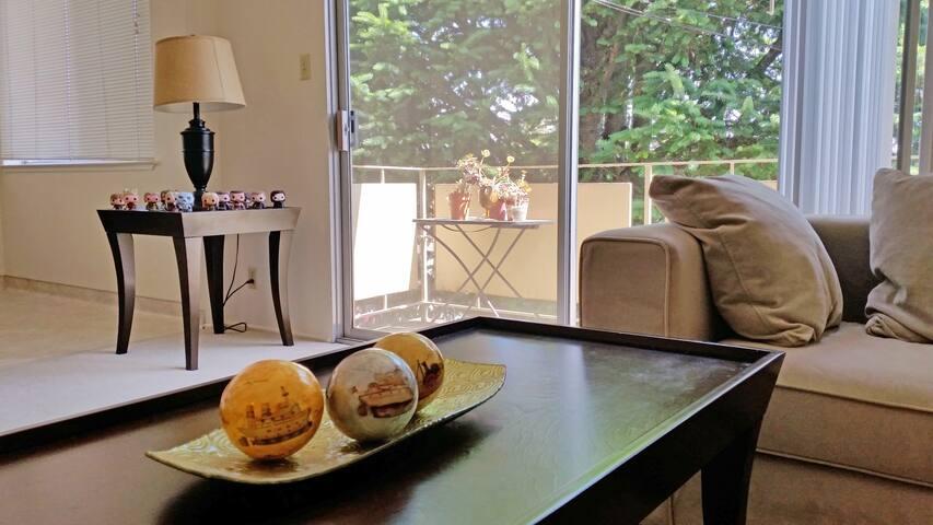 Sunny apartment |Caltrain San Mateo - Sant Mateu - Pis