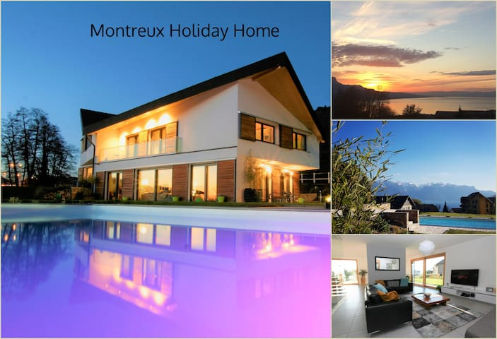 Montreux Holiday Home