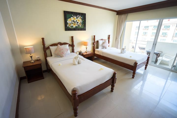 ★Pranang Flora House#1★ 10mins to AoNang beach