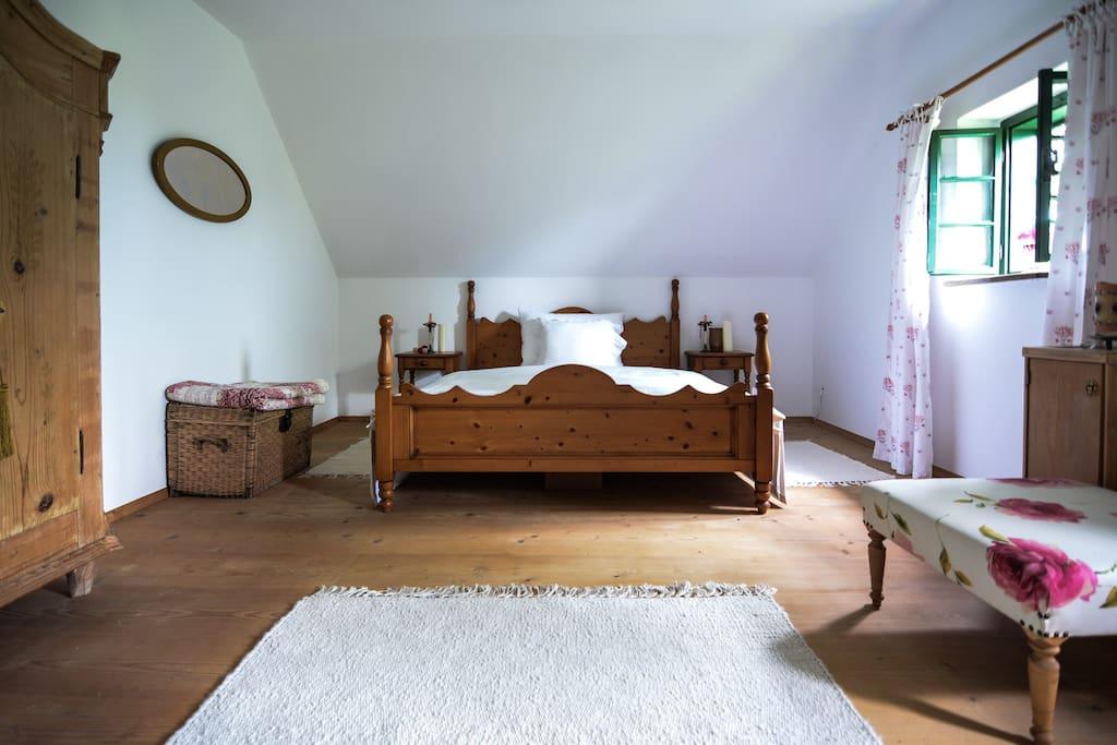 Romantikschlafzimmer