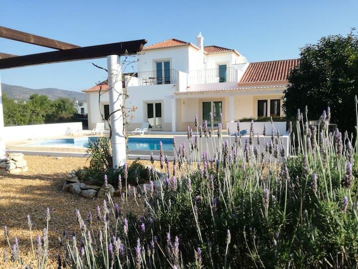 Villa Olhao Algarve est, piscine privée 8 Pers.