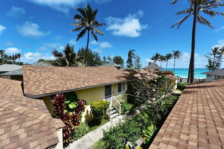 Waimanalo Beach Cottage 1O