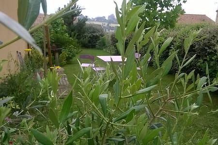 maison face au chateau de la turmeliere au calme - Liré - Huoneisto