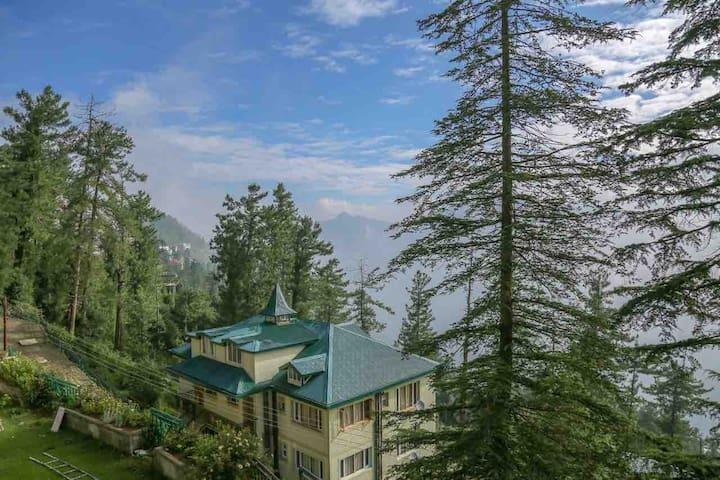 Victorian Gem - A Mystical Regal Mansion in Shimla