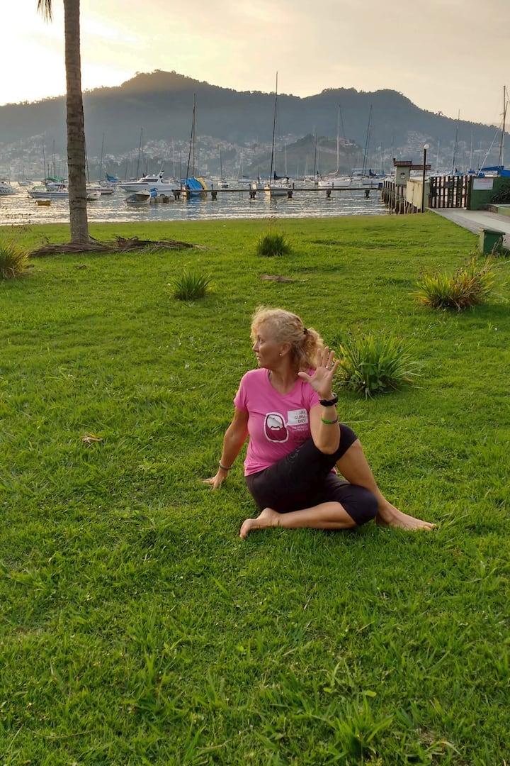 Yoga  en  angra dos reis
