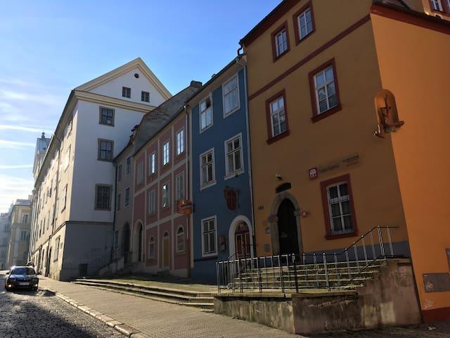 Byt v historickém centru města Cheb - Cheb - Appartement
