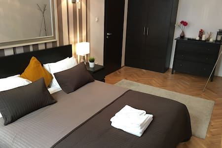 Central Jewish Quarter double room - Budapest