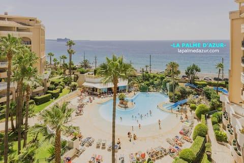 Residence La Palme d'Azur - Apartment sea view