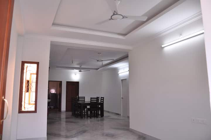 Beautiful new build house pondicherry 2nd floor